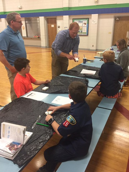 Day 51 – Thankful for Planning the Year of Cub Scouts in Advance