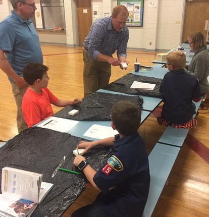 Day 51 – Thankful for Planning the Year of Cub Scouts inAdvance