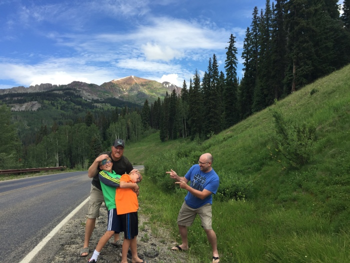 Day 307 – Thankful for a Short Road Trip the Boys Won't Forget