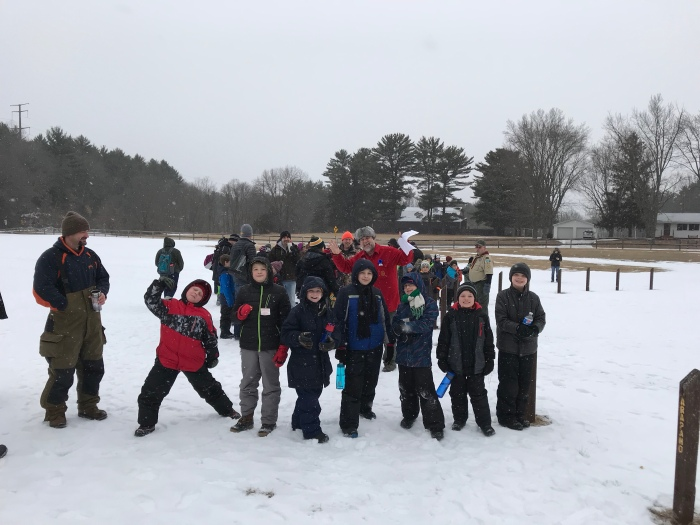 Day 508 – Thankful for a Great Day of Polar Day Camp with Gavin