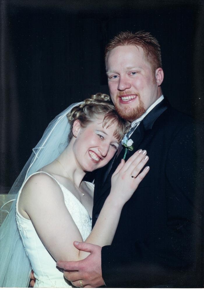 Day 577 Thankful for 16 Successful, Fun Filled, and Joyful Years ofMarriage
