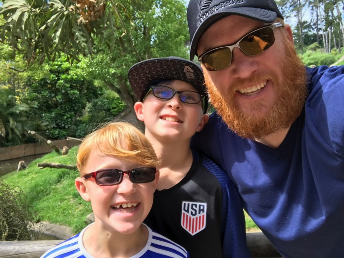 Day 633 – Thankful for the Inspiration for My Blog, MyBoys