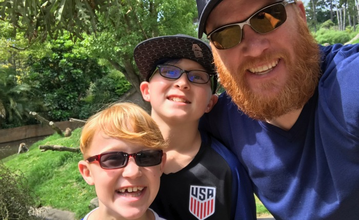 Day 633 – Thankful for the Inspiration for My Blog, My Boys