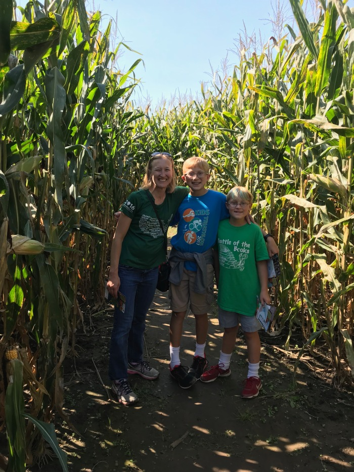 Day 726 – Thankful for Missing Church and Visiting the Corn Maze