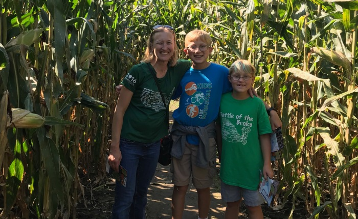 Day 726 – Thankful for Missing Church and Visiting the CornMaze