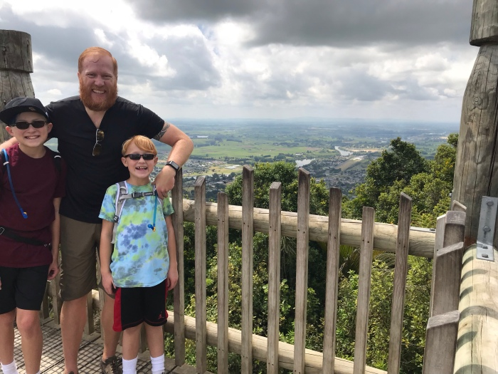 Day 751 – Thankful for Relentlessly Hiking Towards aVision