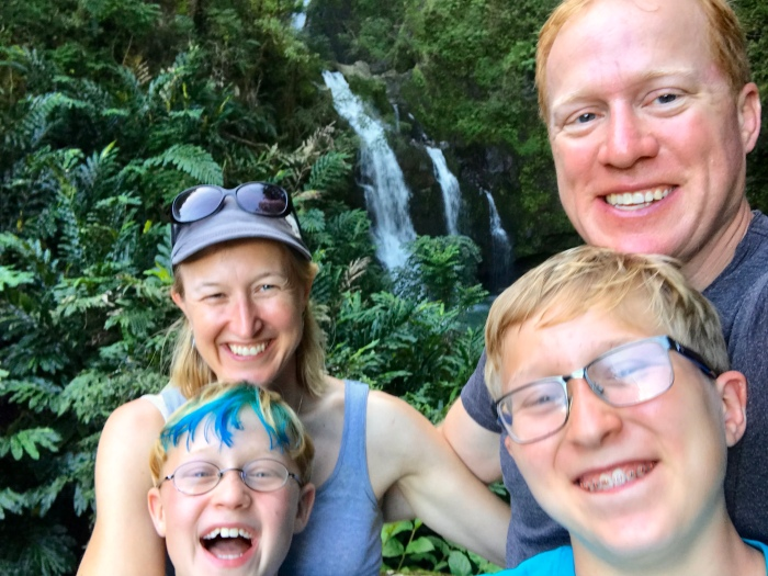 Day 822 – Thankful for an App that Really Enhanced Our Vacation ExperienceToday