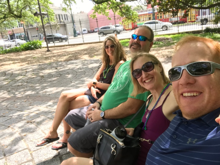 Day 924 – Thankful for an Awesome Long WeekendGetaway