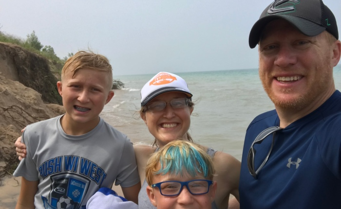 Day 1,025 – Thankful for Heading Out Early – Sleeping Bear Dunes