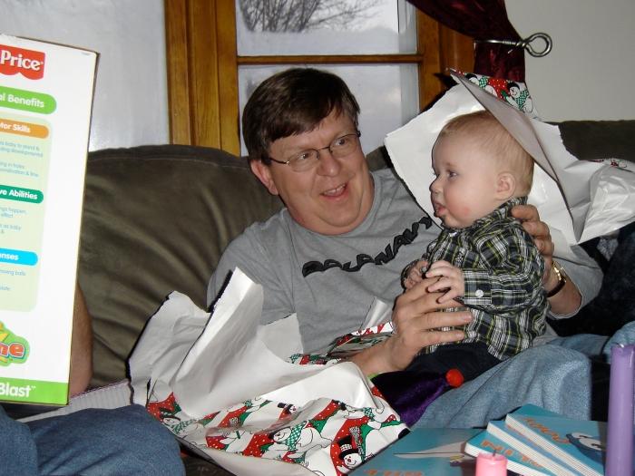 Kreiling Christmas 2005 3