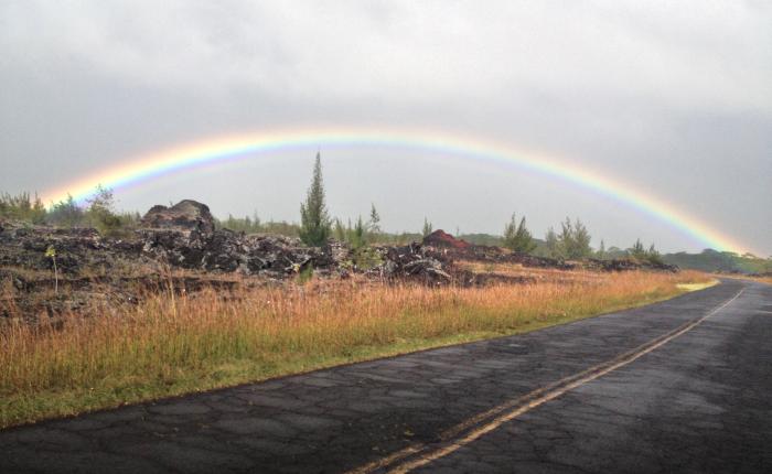 Day 1,213 – Thankful for Big Island RainbowDay