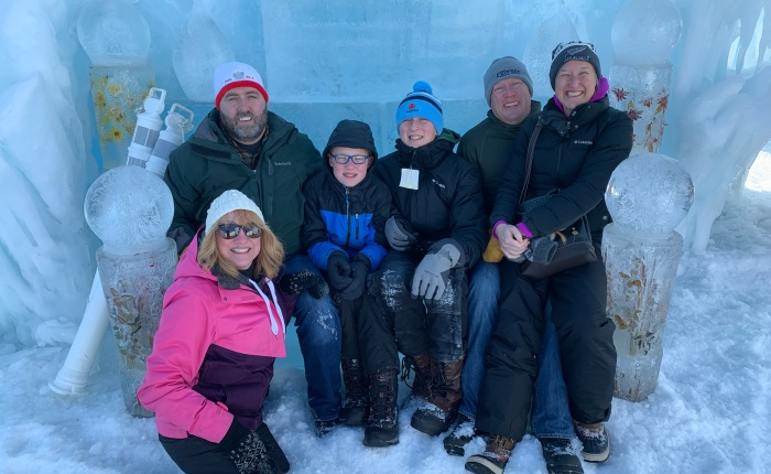 Day 1,229 – Thankful for Ice Castles, Hot Air Balloons, and Awesome Family Time