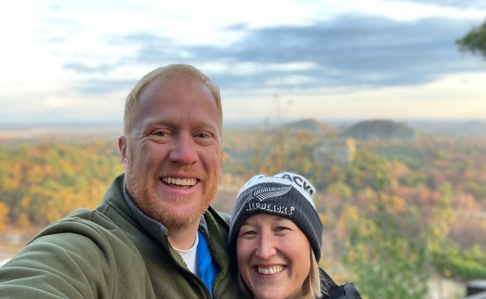 Day 1,857 – Thankful for Scenic Hiking SideTrips